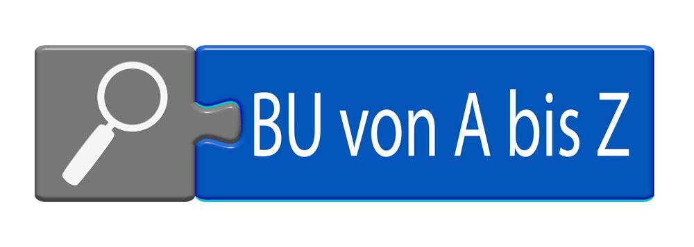 BU von A bis Z